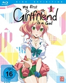 My First Girlfriend is a Gal - Vol. 01